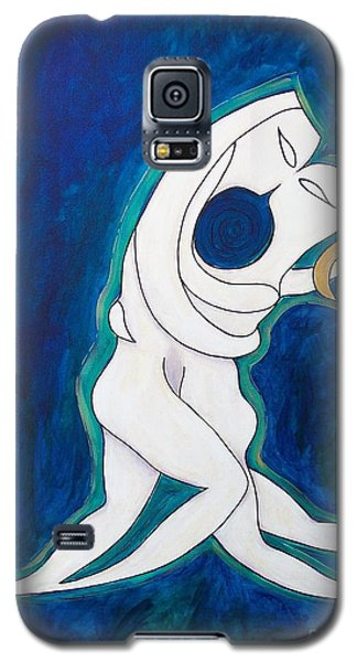 Sacred Kiss Galaxy S5 Case