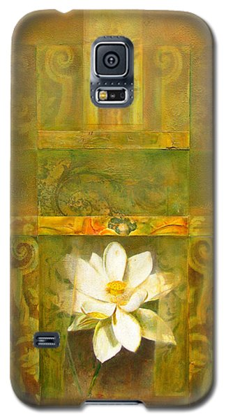 Galaxy S5 Case featuring the painting Sacred Places by Brooks Garten Hauschild