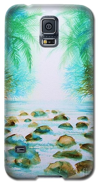 Sacred Pools Galaxy S5 Case