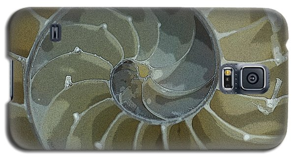 Galaxy S5 Case featuring the photograph Sacred Spiral 6 by Jeanette French
