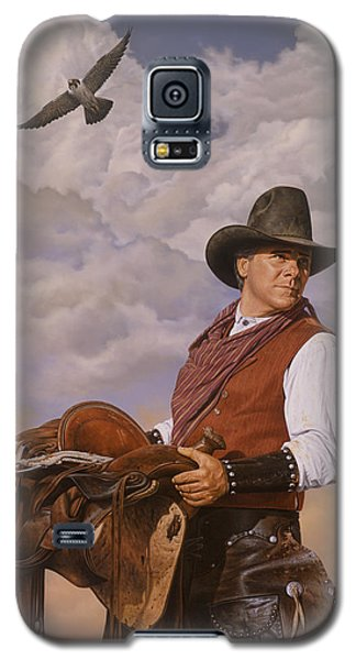 Saddle 'em Up Galaxy S5 Case
