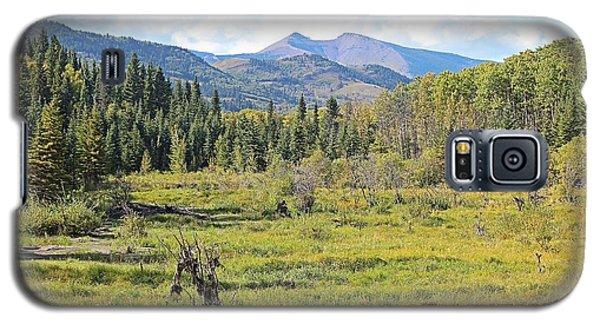Saddle Mountain Galaxy S5 Case