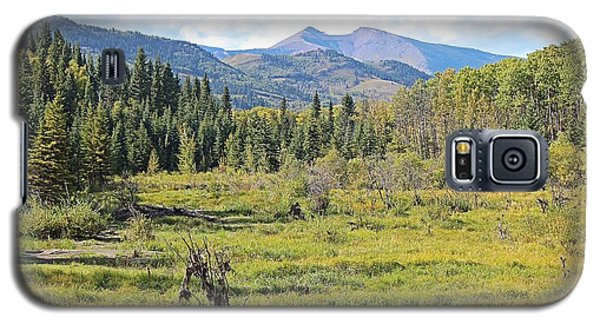 Saddle Mountain Galaxy S5 Case