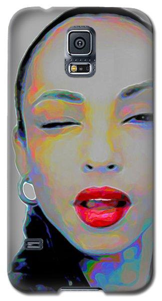 Rhythm And Blues Galaxy S5 Case - Sade 3 by Fli Art