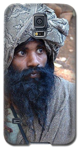 Sadhu At Amarkantak India Galaxy S5 Case