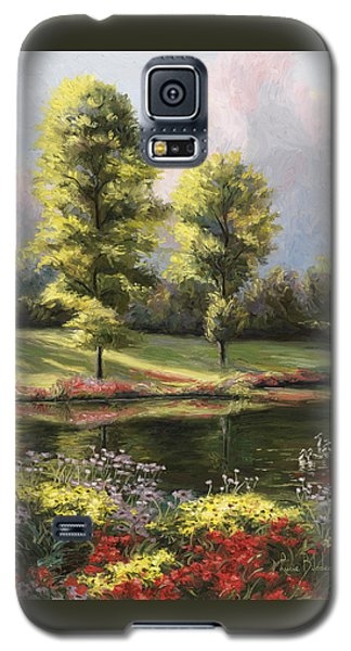 Safe Haven 1 Galaxy S5 Case by Lucie Bilodeau
