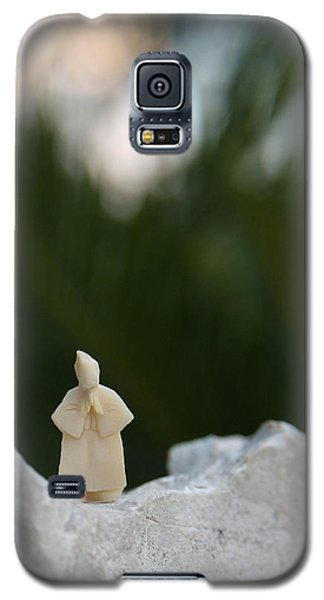 Sage On A Mountain Galaxy S5 Case