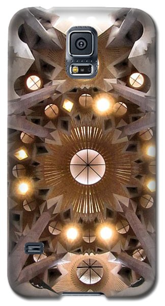 Sagrada Familia Galaxy S5 Case by Jennifer Wheatley Wolf