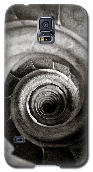 Religious Galaxy S5 Case - Sagrada Familia Steps by Dave Bowman
