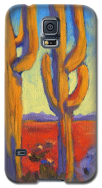 Desert Keepers Galaxy S5 Case