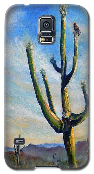 Saguaro Cacti Galaxy S5 Case