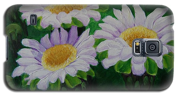 Saguaro Flowers Galaxy S5 Case