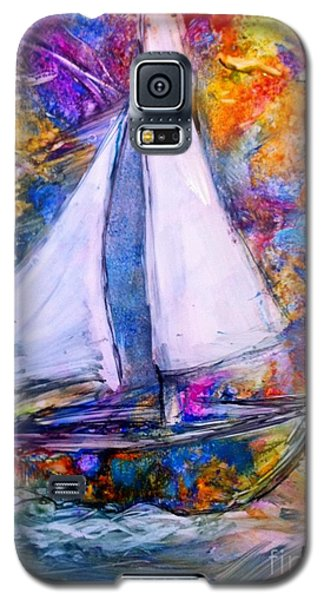 Sail On Galaxy S5 Case