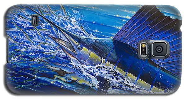 Sail On The Reef Off0082 Galaxy S5 Case by Carey Chen