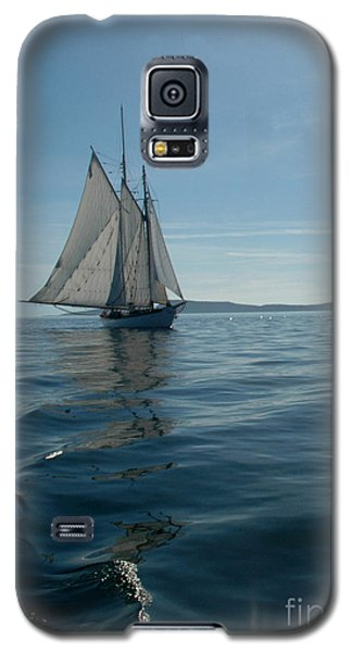 Sail The Blue Galaxy S5 Case