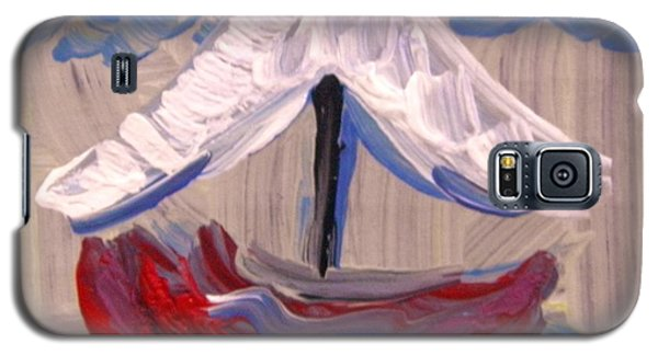 Galaxy S5 Case featuring the painting Sail Travel by Mary Carol Williams