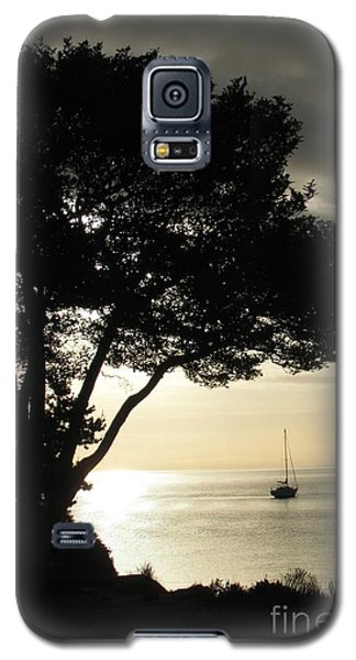 Sailboat At Dawn Galaxy S5 Case