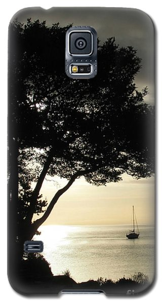 Sailboat At Dawn Galaxy S5 Case