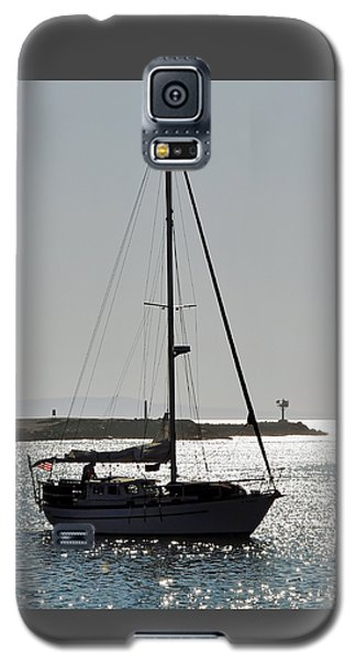 Sailboat Heading Home Galaxy S5 Case