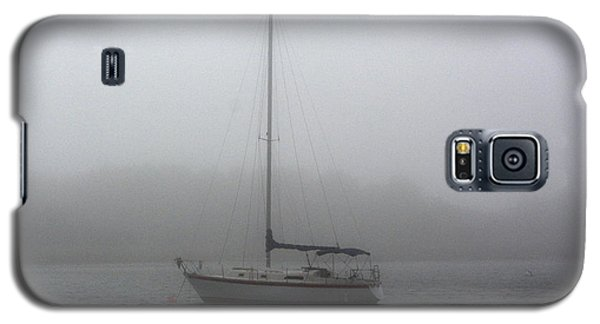 Sailboat In The Fog Galaxy S5 Case