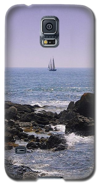 Sailboat - Maine Galaxy S5 Case