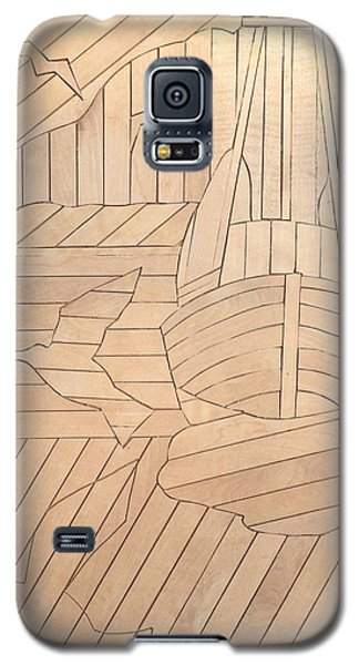 Sailboat Galaxy S5 Case by Stan Tenney