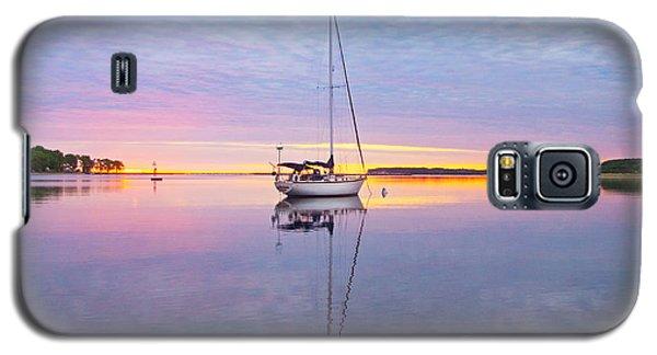 Sailboat Sunrise Galaxy S5 Case