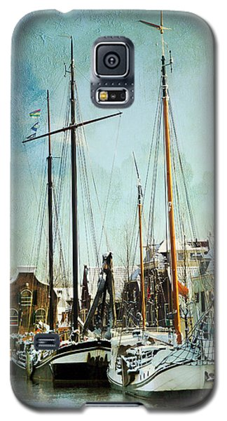 Sailboats Galaxy S5 Case
