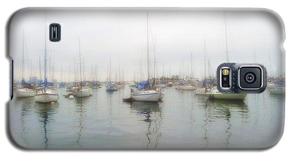 Sailboats On San Diego Bay Galaxy S5 Case