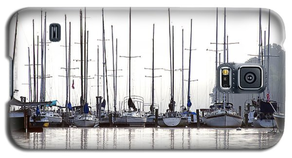 Sailboats Reflected Galaxy S5 Case