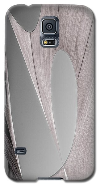Sailcloth Abstract Number 2 Galaxy S5 Case by Bob Orsillo