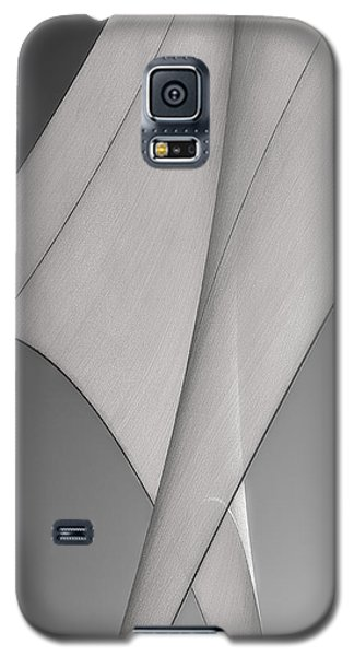 Sailcloth Abstract Number 3 Galaxy S5 Case by Bob Orsillo