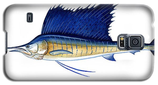 Sailfish Galaxy S5 Case by Charles Harden