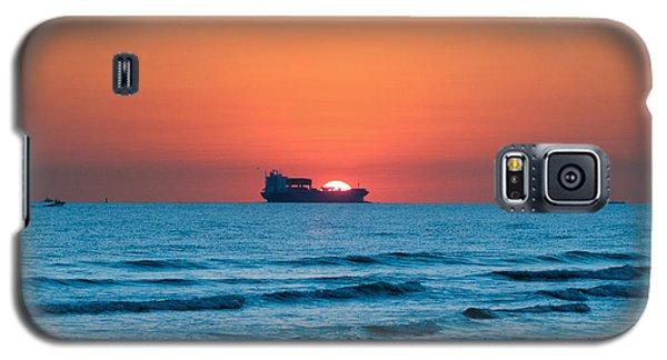 Sailing Across The Sun Galaxy S5 Case