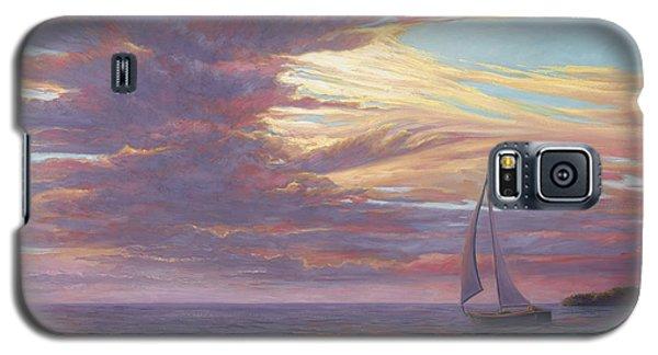 Sailing Away Galaxy S5 Case