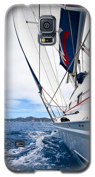 Sailing Bvi Galaxy S5 Case