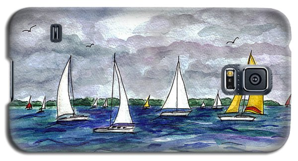 Sailing Day Galaxy S5 Case