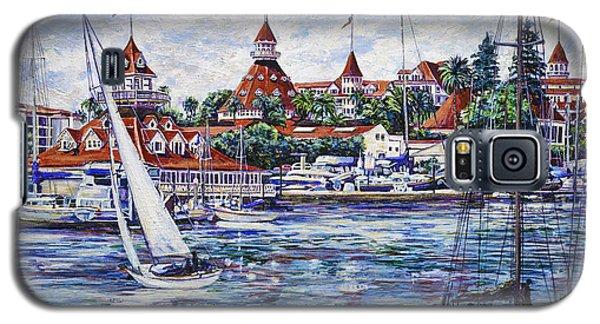 Sailing Glorietta Bay Galaxy S5 Case