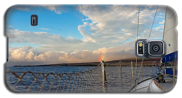 Sailing Lahaina Bay Galaxy S5 Case