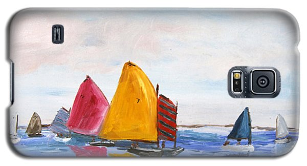 Sailing Nantucket Sound Galaxy S5 Case