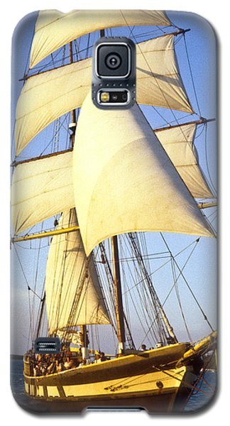 Sailing Ship Carribean Galaxy S5 Case