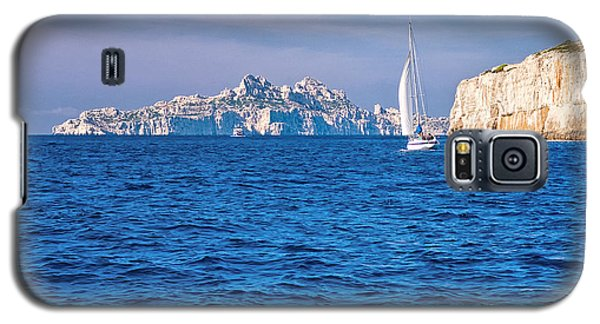 Sailing South Of France Galaxy S5 Case