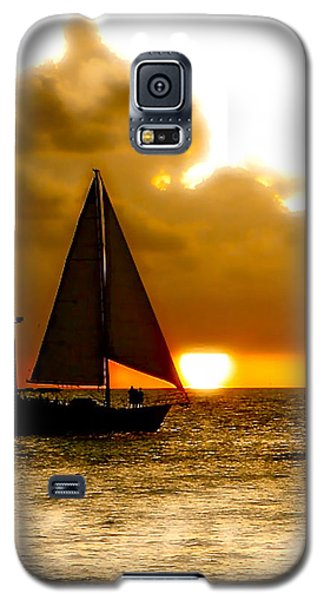 Sailing The Keys Galaxy S5 Case by Iconic Images Art Gallery David Pucciarelli