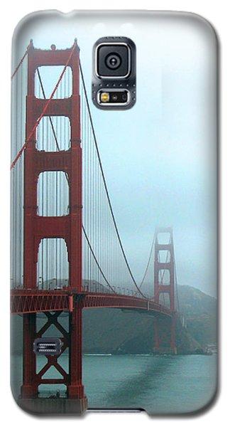 Sailing Under The Golden Gate Bridge Galaxy S5 Case