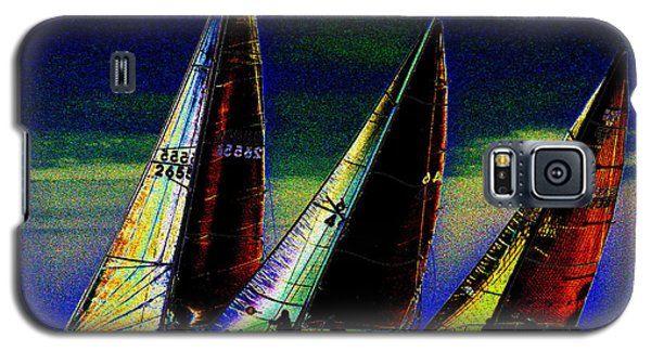 Sailors Galaxy S5 Case by Michael Nowotny