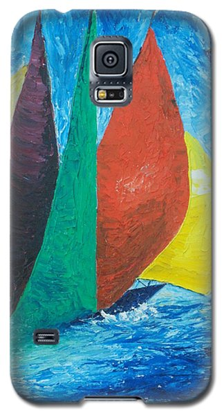 Sails Galaxy S5 Case