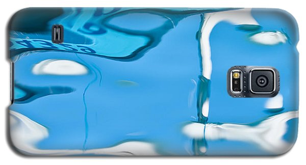 Sails Tied  Galaxy S5 Case by Joan Herwig