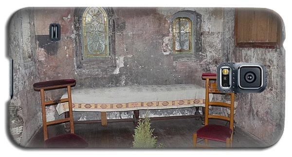 Galaxy S5 Case featuring the photograph Saint Aignan Chapel by Deborah Smolinske