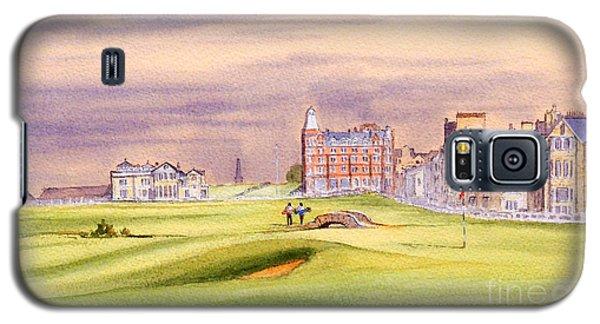 Saint Andrews Golf Course Scotland - 17th Green Galaxy S5 Case