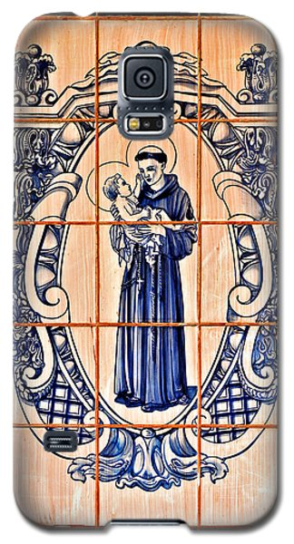 Saint Anthony Of Padua Galaxy S5 Case